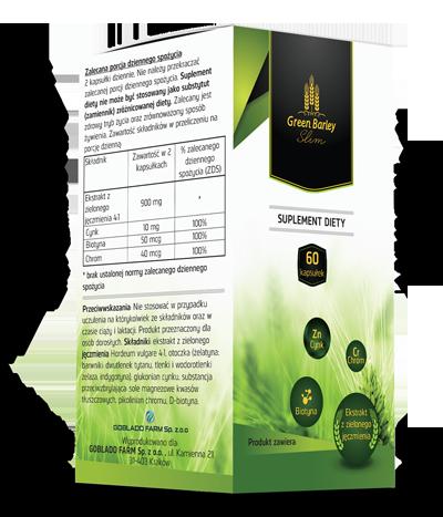 alergia na młody zielony jęczmień